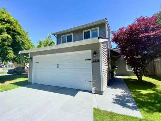 Main Photo: 4446 HERMITAGE Drive in Richmond: Steveston North House for sale : MLS®# R2590740