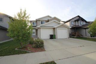Main Photo: 106 RADCLIFFE Wynd: Fort Saskatchewan House Half Duplex for sale : MLS®# E4263450