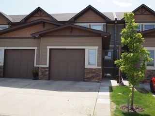 Main Photo: 104 150 Vanier Drive: Red Deer Row/Townhouse for sale : MLS®# A1114927