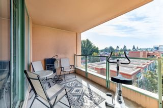 """Photo 9: 701 518 W 14TH Avenue in Vancouver: Fairview VW Condo for sale in """"PACIFICA"""" (Vancouver West)  : MLS®# R2614873"""