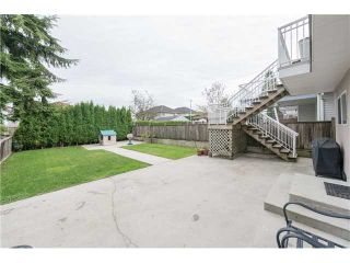Photo 18: 6636 RANDOLPH AV in Burnaby: Upper Deer Lake House for sale (Burnaby South)  : MLS®# V1031026