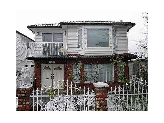 Main Photo: 4509 PENDER Street in Burnaby: Capitol Hill BN House for sale (Burnaby North)  : MLS®# V932224