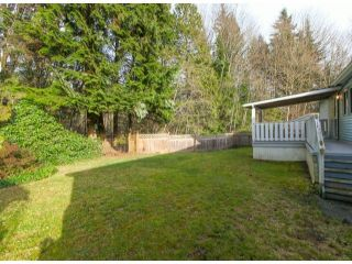 """Photo 19: 26 10221 WILSON Road in Mission: Stave Falls Manufactured Home for sale in """"TRIPLE CREEK ESTATES"""" : MLS®# F1428351"""