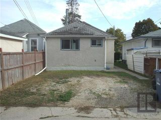 Photo 18: 268 Forrest Street in Winnipeg: West Kildonan Residential for sale (4D)  : MLS®# 1824737