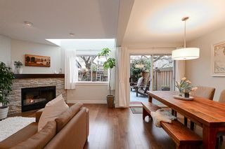 """Photo 1: 16 12438 BRUNSWICK Place in Richmond: Steveston South Townhouse for sale in """"BRUNSWICK GARGENS"""" : MLS®# R2432474"""