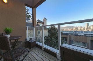 Photo 11: 1221 W 8TH AVENUE in Vancouver: Fairview VW Townhouse for sale (Vancouver West)  : MLS®# R2338842