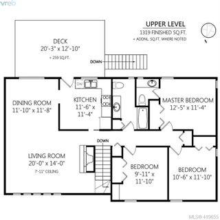 Photo 40: 1813 Rossiter Pl in VICTORIA: SE Lambrick Park House for sale (Saanich East)  : MLS®# 830624