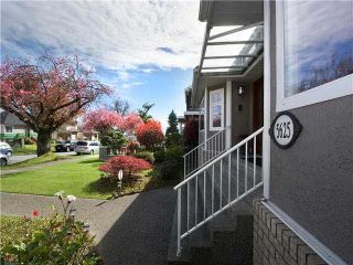 Photo 20: 5625 COLUMBIA Street in Vancouver: Cambie House for sale (Vancouver West)  : MLS®# V1133361