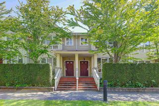 Main Photo: 3228 E 54TH Avenue in Vancouver: Champlain Heights Townhouse for sale (Vancouver East)  : MLS®# R2597731