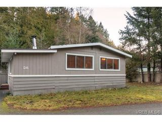 Photo 13: D6 920 Whittaker Rd in MALAHAT: ML Mill Bay Manufactured Home for sale (Malahat & Area)  : MLS®# 708845