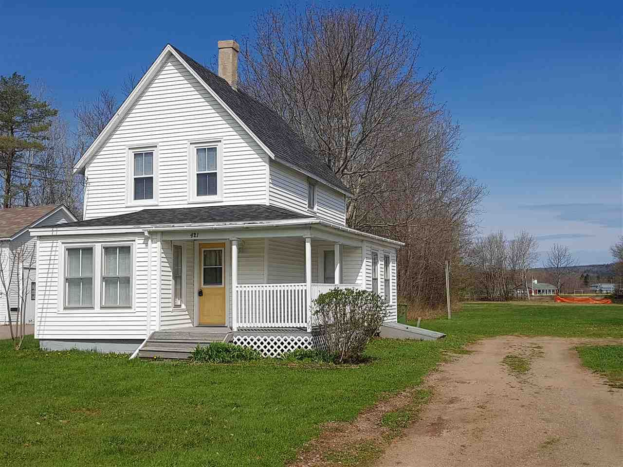 Main Photo: 421 MAIN Street in Middleton: 400-Annapolis County Residential for sale (Annapolis Valley)  : MLS®# 201809953