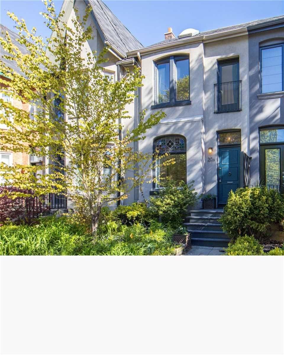 Main Photo: 206 Macpherson Avenue in Toronto: Yonge-St. Clair House (2 1/2 Storey) for sale (Toronto C02)  : MLS®# C5236958