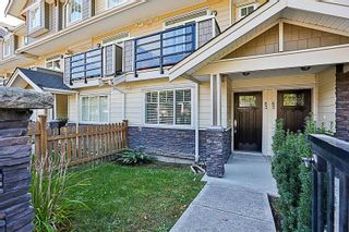 Photo 2: 63 6383 140 STREET in Surrey: Sullivan Station Townhouse for sale : MLS®# R2495698