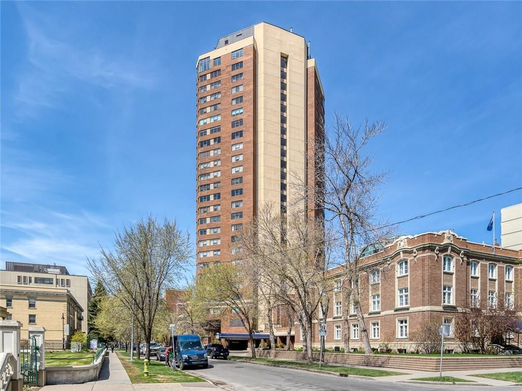 Main Photo: 2130 720 13 Avenue SW in Calgary: Beltline Apartment for sale : MLS®# A1102729