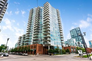 Photo 2: 1002 519 Riverfront Avenue SE in Calgary: Downtown East Village Apartment for sale : MLS®# A1125350