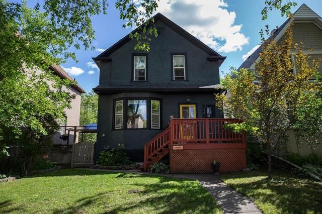 Main Photo: 236 Morley Avenue in Winnipeg: Riverview Residential for sale (1A)  : MLS®# 1924843