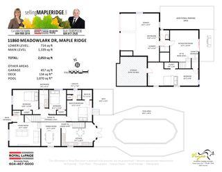 Photo 18: 11860 MEADOWLARK DRIVE in Maple Ridge: Cottonwood MR House for sale : MLS®# R2010930