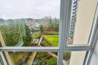"""Photo 9: 704 10777 UNIVERSITY Drive in Surrey: Whalley Condo for sale in """"CITY POINT TOWER 1"""" (North Surrey)  : MLS®# R2237495"""