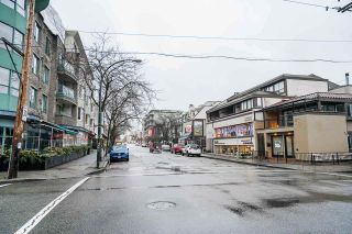 "Photo 17: 207 1935 W 1ST Avenue in Vancouver: Kitsilano Condo for sale in ""Kingston Gardens"" (Vancouver West)  : MLS®# R2529658"