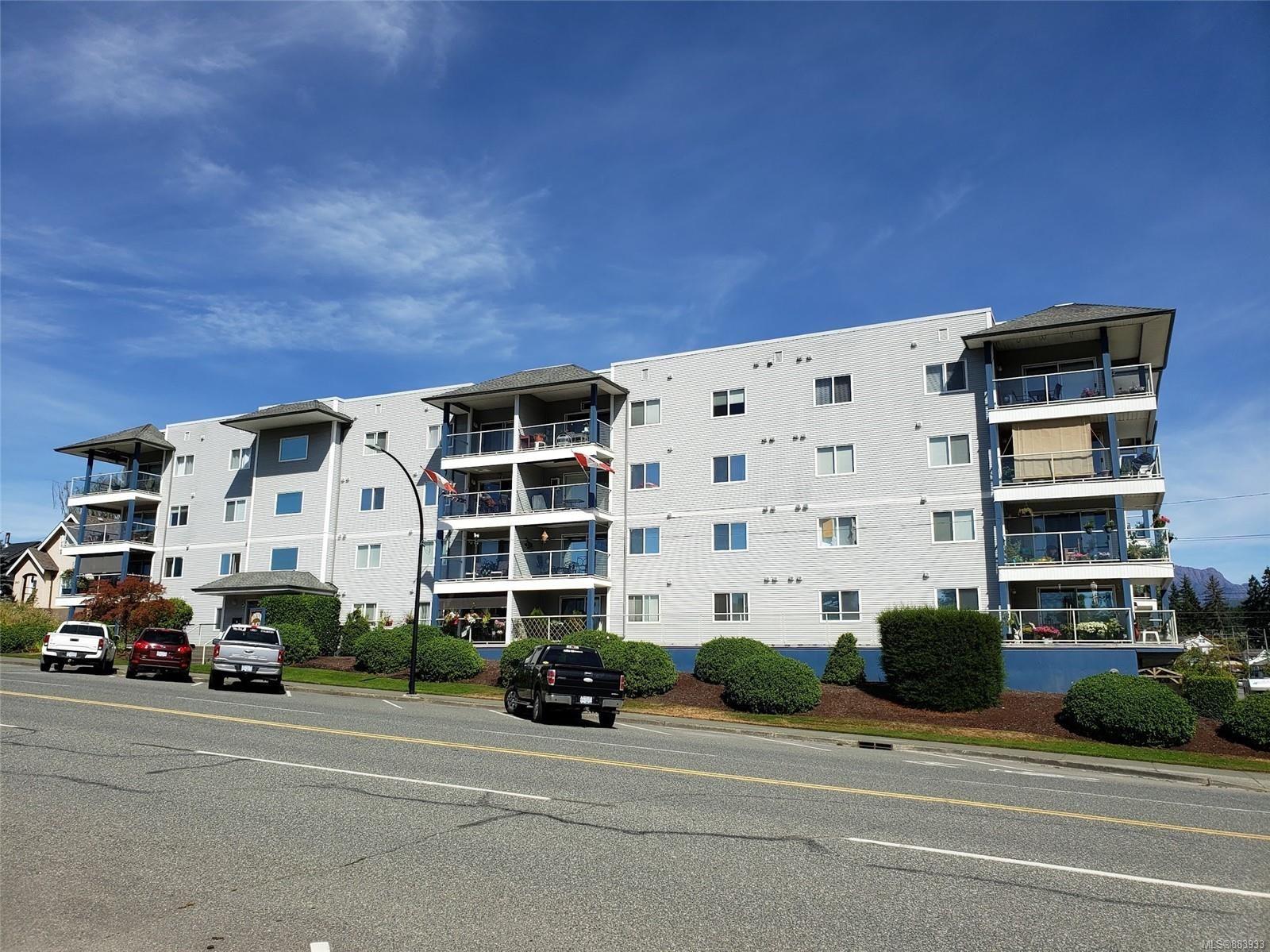 Main Photo: 306 2825 3rd Ave in : PA Port Alberni Condo for sale (Port Alberni)  : MLS®# 883933