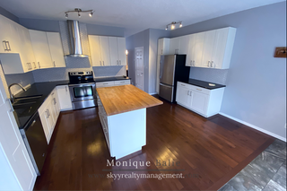 Photo 4: 9109 98 Ave in Edmonton: Townhouse for rent