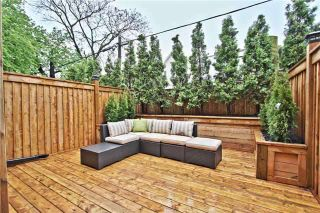 Photo 20: 98P Curzon St in Toronto: South Riverdale Freehold for sale (Toronto E01)  : MLS®# E3817197