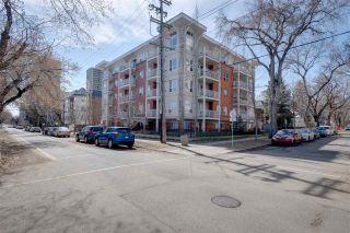 Photo 2: 406 8488 111 Street in Edmonton: Zone 15 Condo for sale : MLS®# E4242310