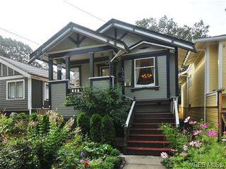 Photo 1: 1743 Emerson St in VICTORIA: Vi Jubilee House for sale (Victoria)  : MLS®# 680172