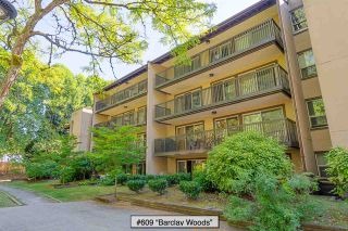 "Photo 30: 609 9867 MANCHESTER Drive in Burnaby: Cariboo Condo for sale in ""Barclay Woods"" (Burnaby North)  : MLS®# R2488451"