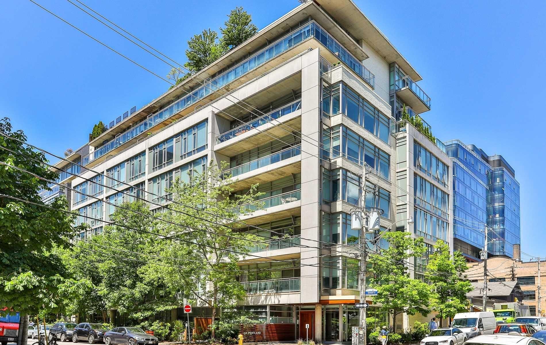 Main Photo: 702 66 Portland Street in Toronto: Waterfront Communities C1 Condo for sale (Toronto C01)  : MLS®# C4489427