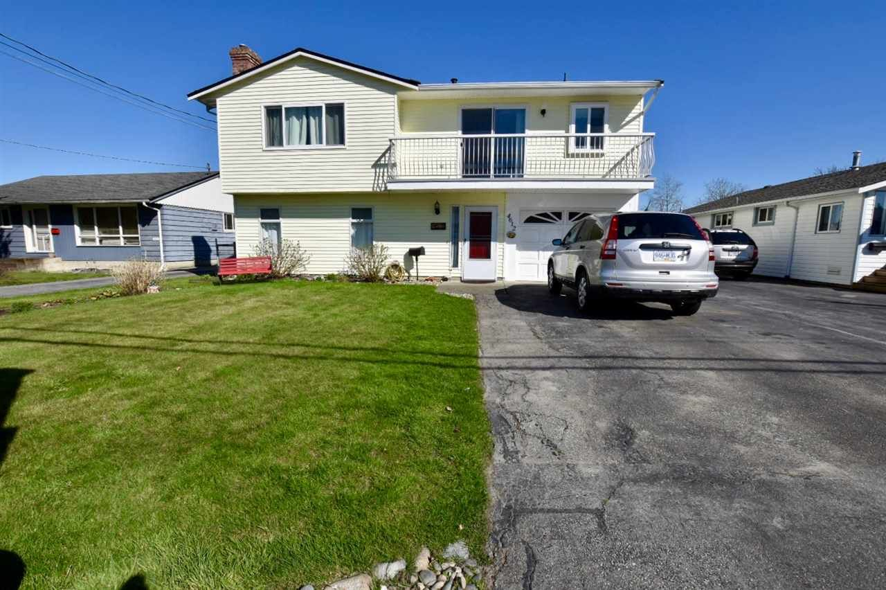 Main Photo: 4612 60B STREET in Ladner: Holly House for sale : MLS®# R2353581