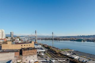 "Photo 57: 1008 668 COLUMBIA Street in New Westminster: Quay Condo for sale in ""Trapp & Holbrook"" : MLS®# R2226399"