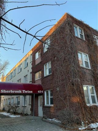 Photo 20: 4 434 Sherbrook Street in Winnipeg: West End Condominium for sale (5A)  : MLS®# 202028958