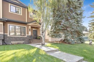 Photo 2: 1235 Rosehill Drive NW in Calgary: Rosemont Semi Detached for sale : MLS®# A1144779