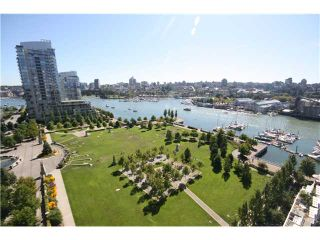 Photo 1: 1506 638 BEACH Crest in Vancouver: Yaletown Condo for sale (Vancouver West)  : MLS®# V979130