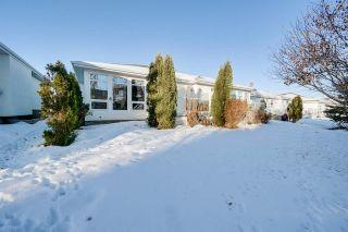 Photo 2: 6617 SANDIN Cove in Edmonton: Zone 14 House Half Duplex for sale : MLS®# E4227068