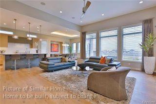 Photo 3: 6 Ike Kraut Place in Winnipeg: Tuxedo Residential for sale (1E)  : MLS®# 1800678