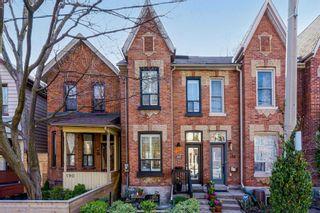 Main Photo: 192 Logan Avenue in Toronto: South Riverdale House (2 1/2 Storey) for sale (Toronto E01)  : MLS®# E5212997