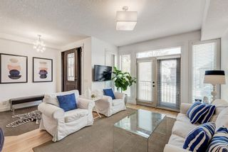 Photo 5: 4123 17 Street SW in Calgary: Altadore Semi Detached for sale : MLS®# A1123032