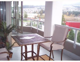 Photo 6: 803 3070 GUILDFORD Way in Coquitlam: North Coquitlam Condo for sale : MLS®# V678054