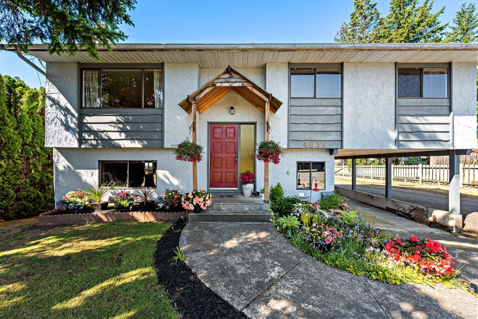Main Photo: 4639 Macintyre Ave in : CV Courtenay East House for sale (Comox Valley)  : MLS®# 876078