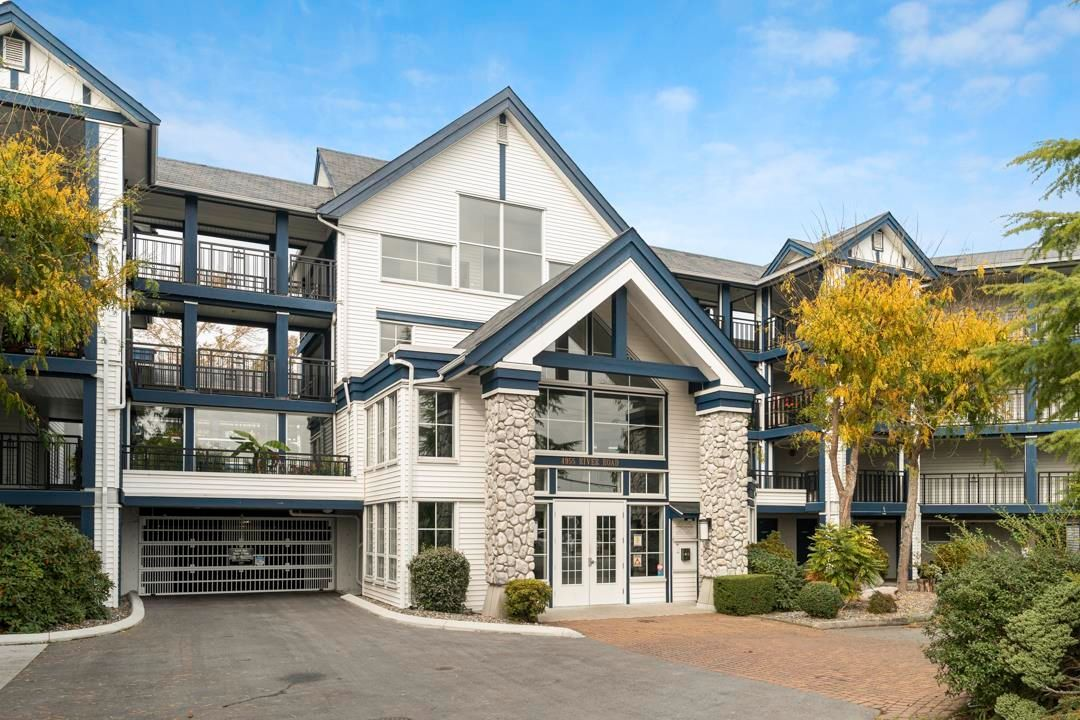 Main Photo: 113 4955 RIVER Road in Delta: Neilsen Grove Townhouse for sale (Ladner)  : MLS®# R2625211