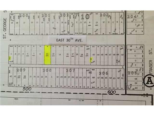 Photo 4: Photos: 560 E 30th Av in Vancouver: Fraser VE House for sale (Vancouver East)  : MLS®# V1135544