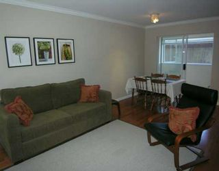 Photo 3: 3570 OAK ST in Vancouver: Cambie Townhouse for sale (Vancouver West)  : MLS®# V605444