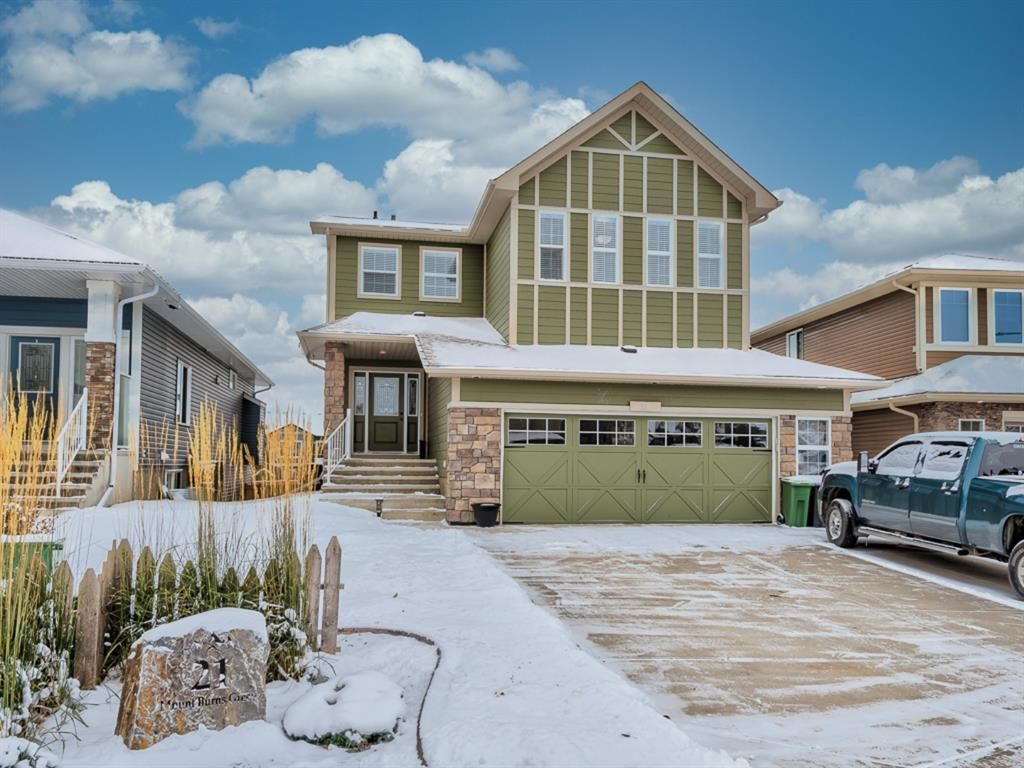 Main Photo: : Okotoks Detached for sale : MLS®# A1044473