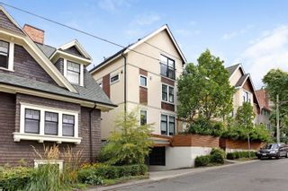 Photo 1: 1080 NICOLA STREET in Vancouver: West End VW Townhouse for sale (Vancouver West)  : MLS®# R2622492