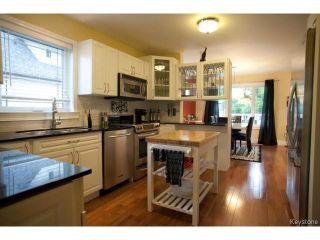 Photo 5: 134 Harrowby Avenue in WINNIPEG: St Vital Residential for sale (South East Winnipeg)  : MLS®# 1420908