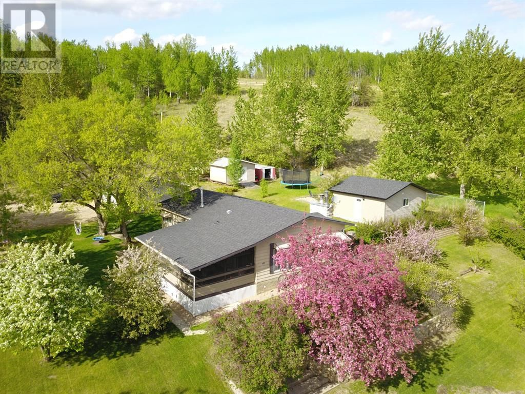 Main Photo: 49 Crescent Drive in Fort Assiniboine: House for sale : MLS®# A1108312