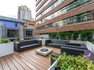 """Photo 16: 1205 1133 HORNBY Street in Vancouver: Downtown VW Condo for sale in """"ADDITION"""" (Vancouver West)  : MLS®# R2248327"""