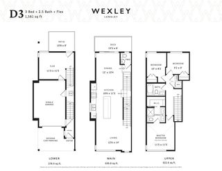 """Photo 13: 36 20857 77A Avenue in Langley: Willoughby Heights Townhouse for sale in """"The Wexley"""" : MLS®# R2195022"""